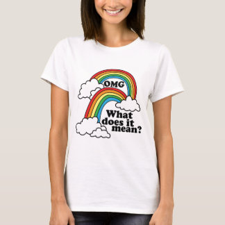 Double Rainbow T-Shirt