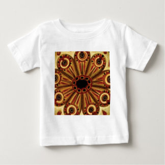 double rings of circles baby T-Shirt