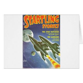Double Rocket Card