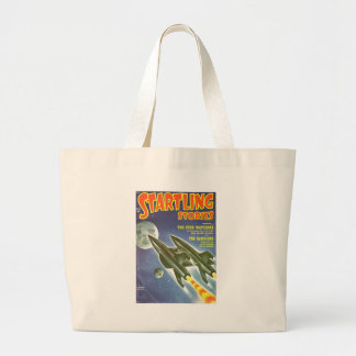 Double Rocket Large Tote Bag