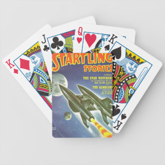 Double Rocket Poker Deck