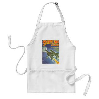 Double Rocket Standard Apron