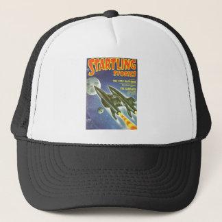 Double Rocket Trucker Hat