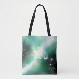 Double side Nebula Tote bag