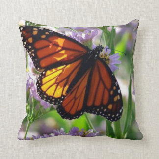 Double Sided Butterfly Pillow