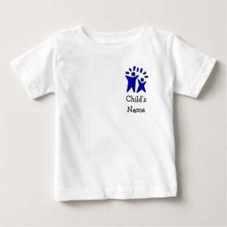 Double Sided - Customize With Child's Name! Baby T-Shirt