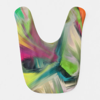 Double sided graffiti bib