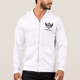Double-sided  Men's Hoodie