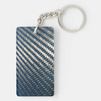 Double-Sided RECTANGULAR ACRYLIC KEYCHAIN