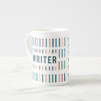 Double Sided Writer/Reader Mug