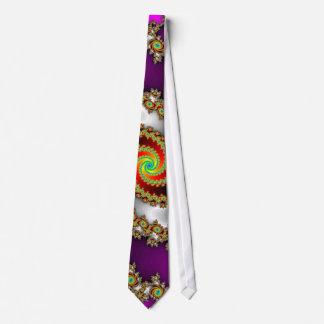 Double Spiral (Tie) Tie