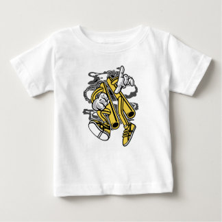 Double Stickman Baby's T-Shirt