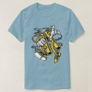 Double Stickman Men's T-Shirt