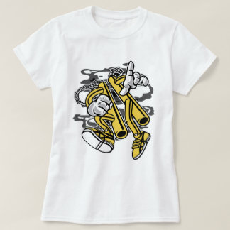 Double Stickman Women's T-Shirt