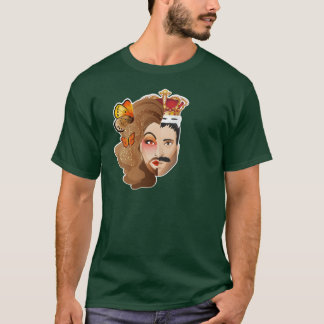 Double Stubble: Ol' Fashioned Lover Boy T-Shirt