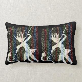 Double T Lumbar Pillow