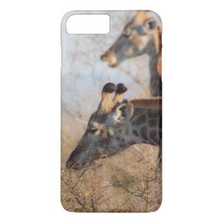Double Take Giraffes iPhone 8 Plus/7 Plus Case