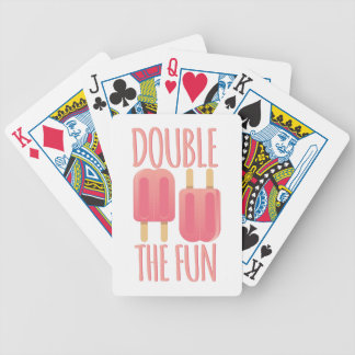 Double The Fun Poker Deck