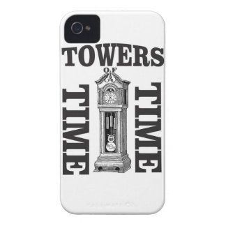 double time towers iPhone 4 Case-Mate case