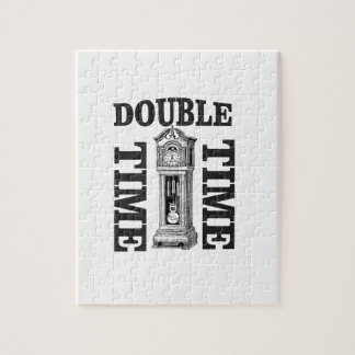 double time two puzzles