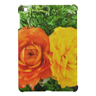 Double Trouble Flower Cover For The iPad Mini