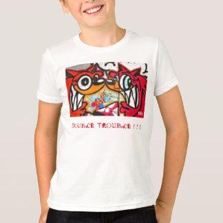 DOUBLE TROUBLE ! ! !, KB T-Shirt