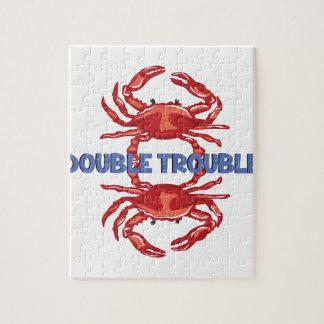 Double Trouble Puzzles