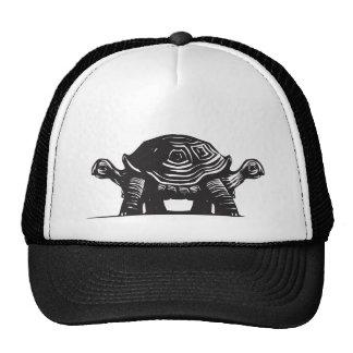 Double Turtle Trucker Hat