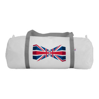 Double Union Jack, British flag in 3D