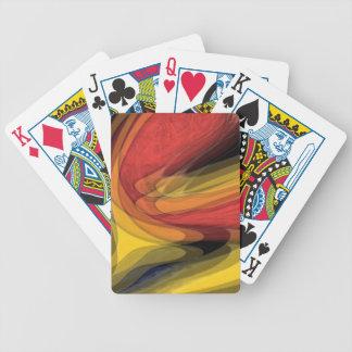 Double Vision Poker Deck