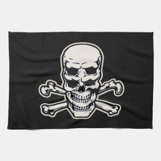 Double Vision Skull Towels