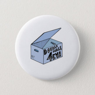 Double Wall 4 Eva archival acid-free box 2 Inch Round Button