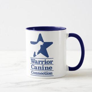 Double WCC logo Mug