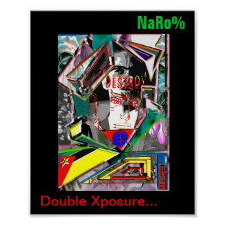 Double Xposure Poster