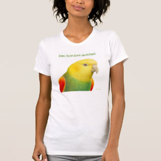 Double Yellow Headed Amazon Petite T-Shirt