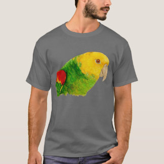 Double Yellow Headed Amazon T-Shirt