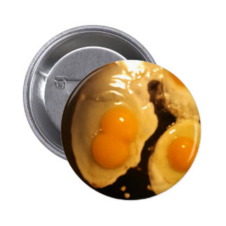 Double Yolker 2 Inch Round Button