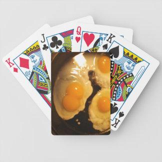 Double Yolker Poker Deck