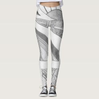 Doublehead  Yoga Pants #2