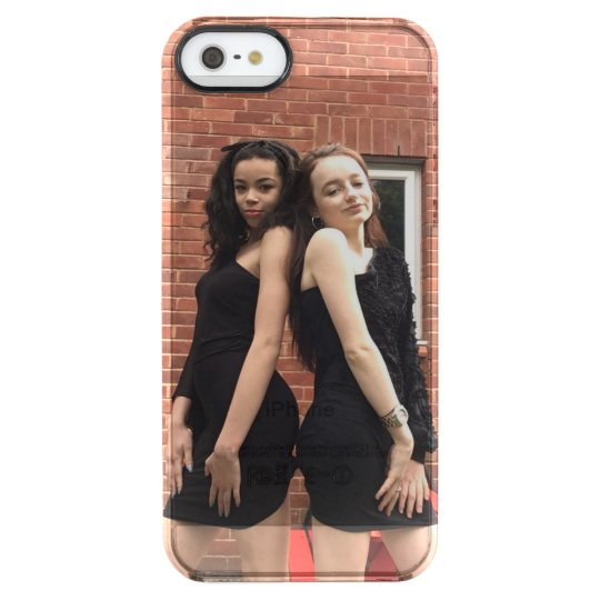 DoubleL girls iphone 5s+se printed phone case