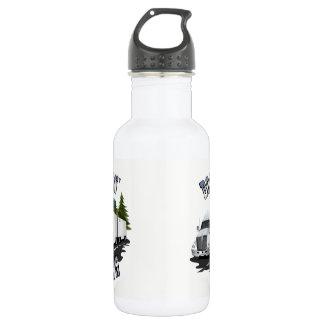 Doublin' Down LTL Trucker Water Bottle