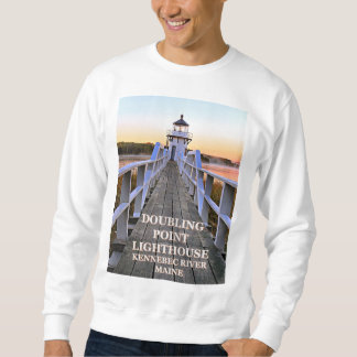 Doubling Point Lighthouse, Maine T-Shirt