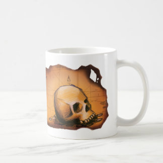 Doubloons: the Hunt for the Bean Coffee Mug