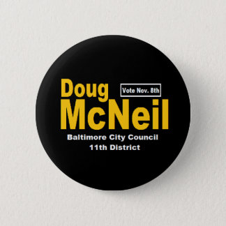 Doug McNeil Button