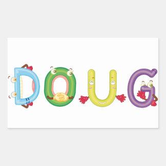 Doug Sticker