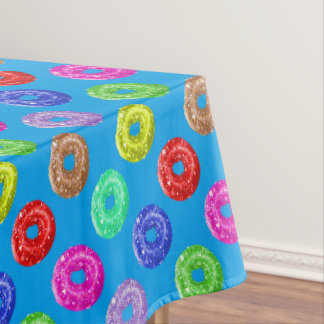 Dough Nuts Tablecloth