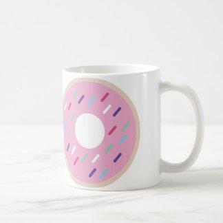 """dough-nutty"" coffee mug"