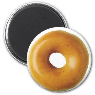 Doughnut 2 Inch Round Magnet