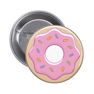 Doughnut Button