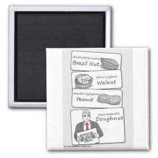'Doughnut' Divorce Fridge Magnets